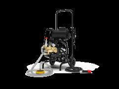 Aqua - linha de lavadoras pneumáticas da Pressure
