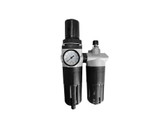 Filtro e regulador de pressão Pressure