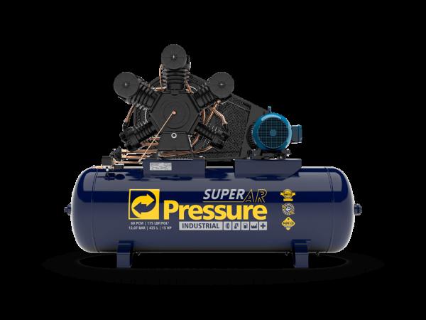 Compressor de ar para indústrias