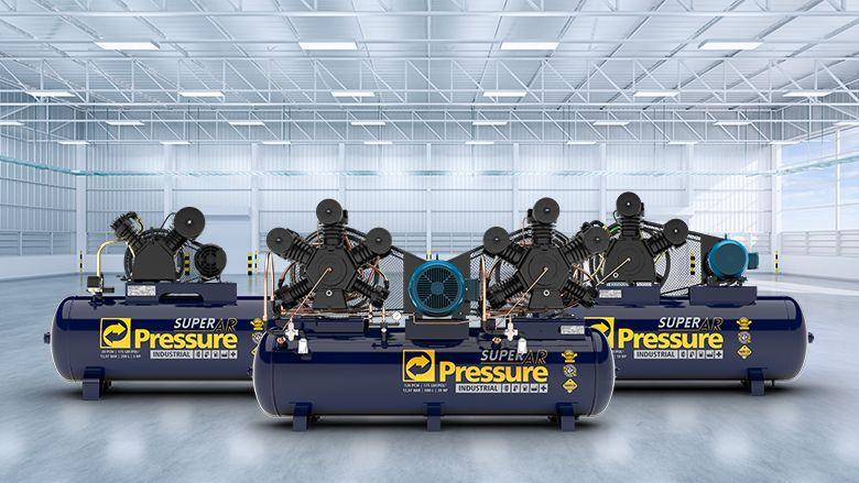 compressores industriais